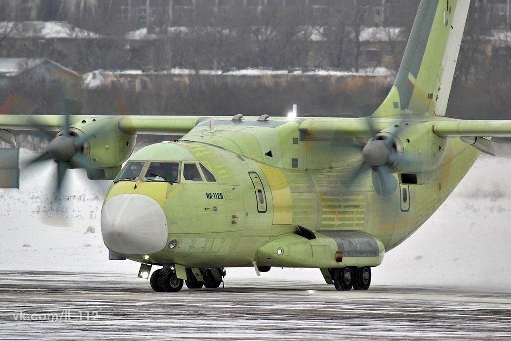 May bay van tai Il-112V moi cua Nga, chua bay da lac hau hinh anh 6