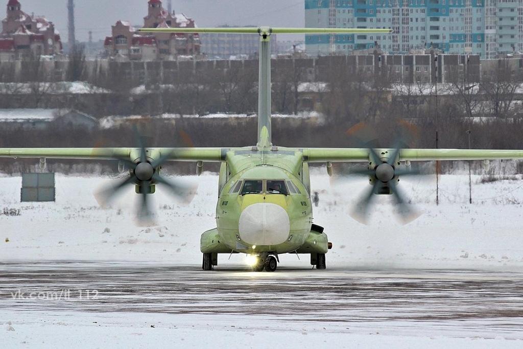 May bay van tai Il-112V moi cua Nga, chua bay da lac hau hinh anh 9