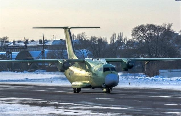 May bay van tai Il-112V moi cua Nga, chua bay da lac hau hinh anh 3