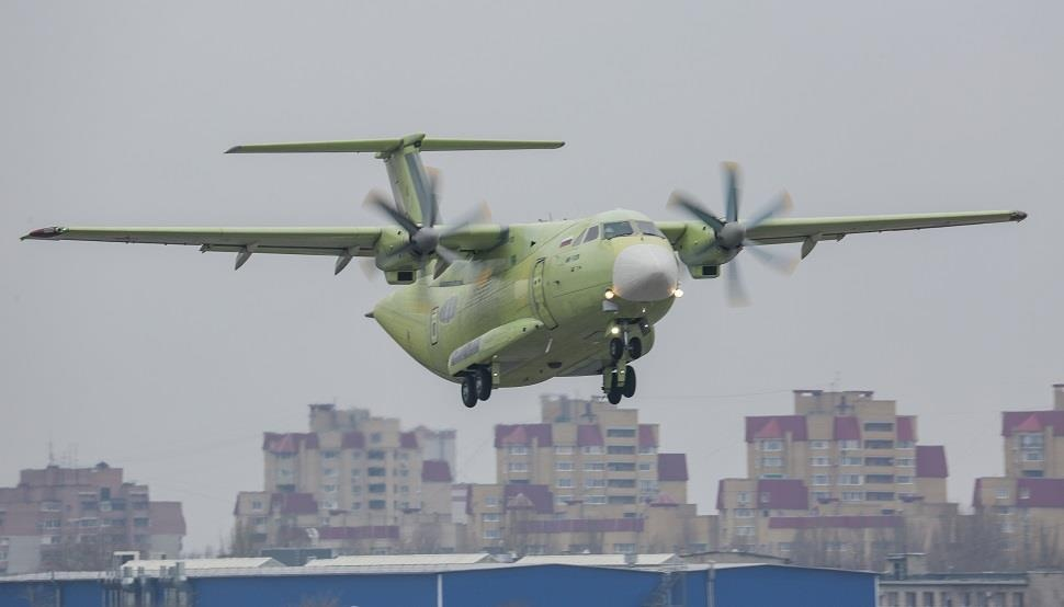May bay van tai Il-112V moi cua Nga, chua bay da lac hau hinh anh 11
