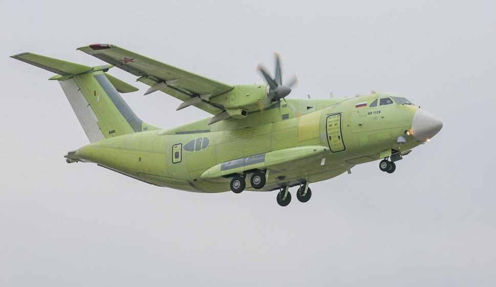 May bay van tai Il-112V moi cua Nga, chua bay da lac hau hinh anh 10
