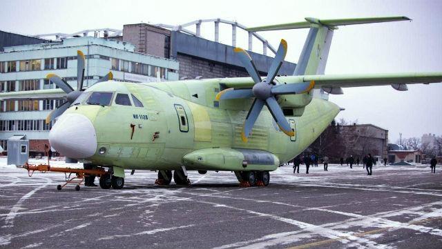 May bay van tai Il-112V moi cua Nga, chua bay da lac hau hinh anh 2