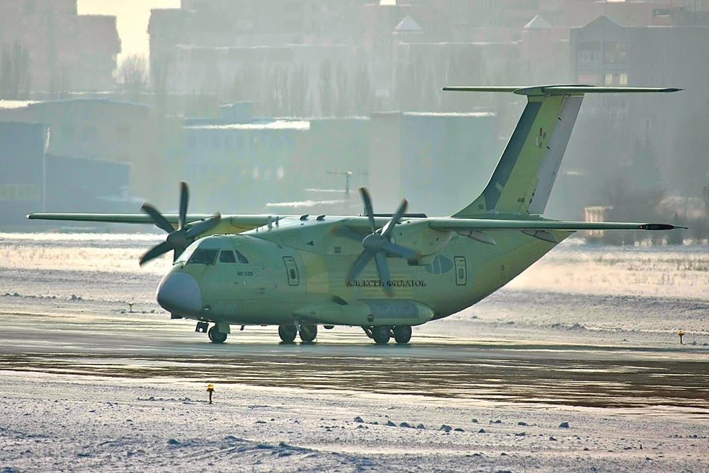 May bay van tai Il-112V moi cua Nga, chua bay da lac hau hinh anh 4