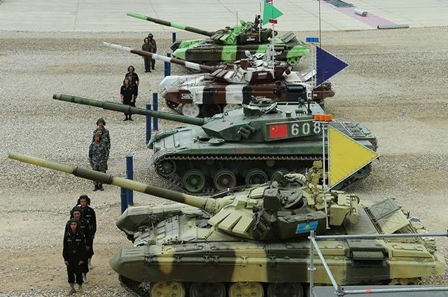 T-72B3, 'ngua chien' dung manh cua doi tang Viet Nam tai Tank Biathlon hinh anh 1