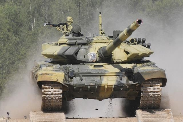 T-72B3, 'ngua chien' dung manh cua doi tang Viet Nam tai Tank Biathlon hinh anh 2