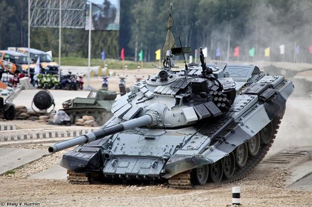 T-72B3, 'ngua chien' dung manh cua doi tang Viet Nam tai Tank Biathlon hinh anh 7