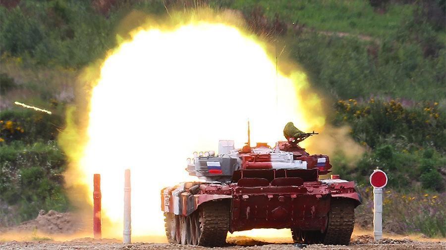 T-72B3, 'ngua chien' dung manh cua doi tang Viet Nam tai Tank Biathlon hinh anh 9