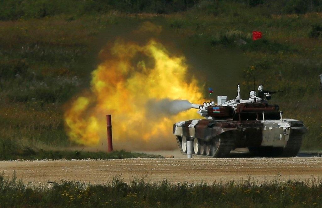 T-72B3, 'ngua chien' dung manh cua doi tang Viet Nam tai Tank Biathlon hinh anh 11