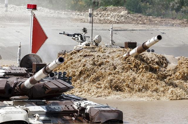 T-72B3, 'ngua chien' dung manh cua doi tang Viet Nam tai Tank Biathlon hinh anh 4