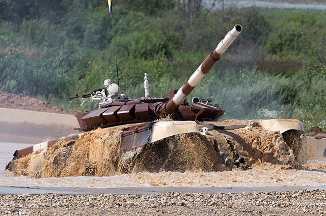 T-72B3, 'ngua chien' dung manh cua doi tang Viet Nam tai Tank Biathlon hinh anh 5