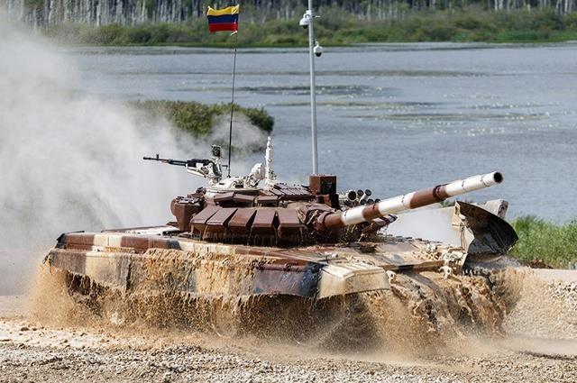T-72B3, 'ngua chien' dung manh cua doi tang Viet Nam tai Tank Biathlon hinh anh 10