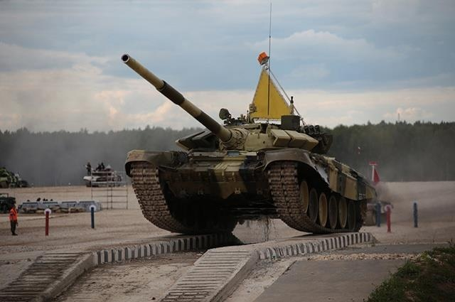 T-72B3, 'ngua chien' dung manh cua doi tang Viet Nam tai Tank Biathlon hinh anh 6