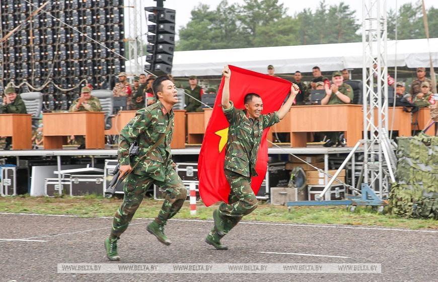 Tuyen Viet Nam thi dau het minh o giai ban sung tiep suc Army Games hinh anh 8
