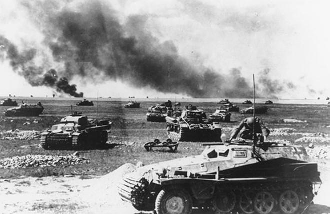 Trận vòng cung Kurst - Trận chiến xe tăng lớn nhất lịch sử nhân loại
