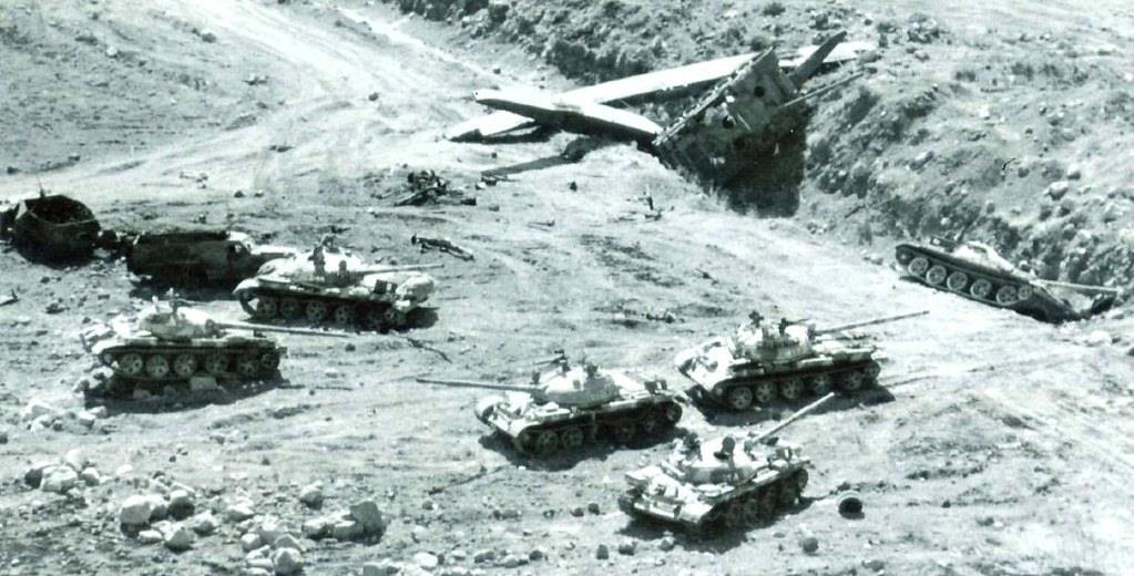 Yom Kippur 1973 - tran danh xe tang lon nhat hau The chien II hinh anh 4