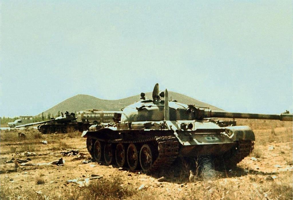 Yom Kippur 1973 - tran danh xe tang lon nhat hau The chien II hinh anh 8