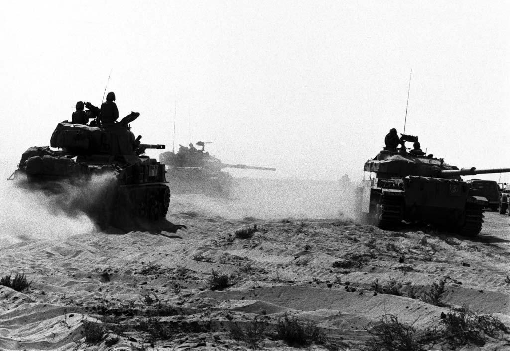 Yom Kippur 1973 - tran danh xe tang lon nhat hau The chien II hinh anh 10