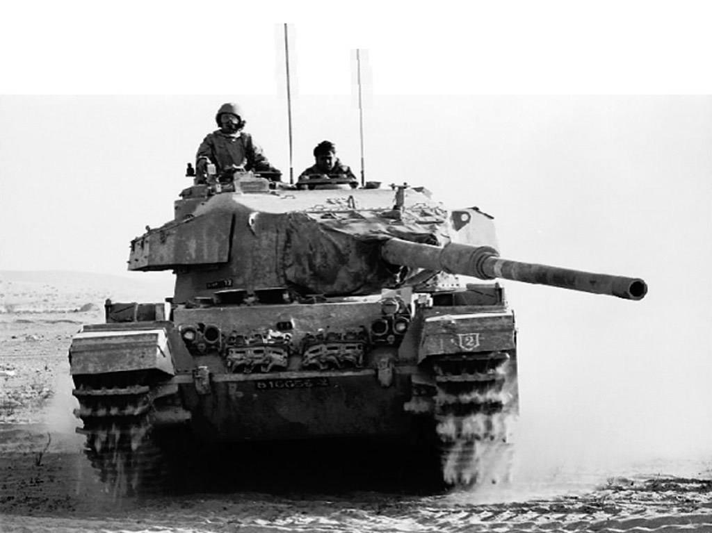 Yom Kippur 1973 - tran danh xe tang lon nhat hau The chien II hinh anh 13