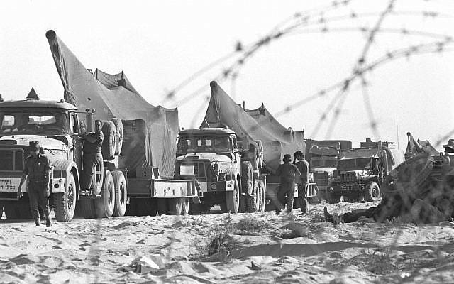 Yom Kippur 1973 - tran danh xe tang lon nhat hau The chien II hinh anh 5