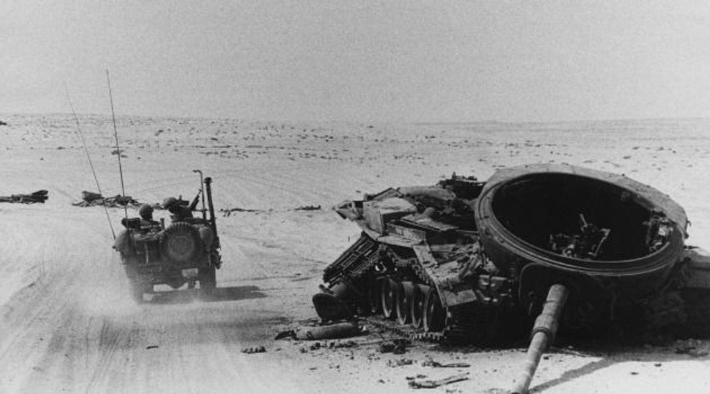 Yom Kippur 1973 - tran danh xe tang lon nhat hau The chien II hinh anh 7