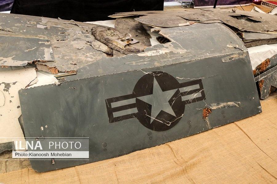 RQ-4 chi chit vet thung - Iran khoe chien tich ban ha UAV cua My hinh anh 12