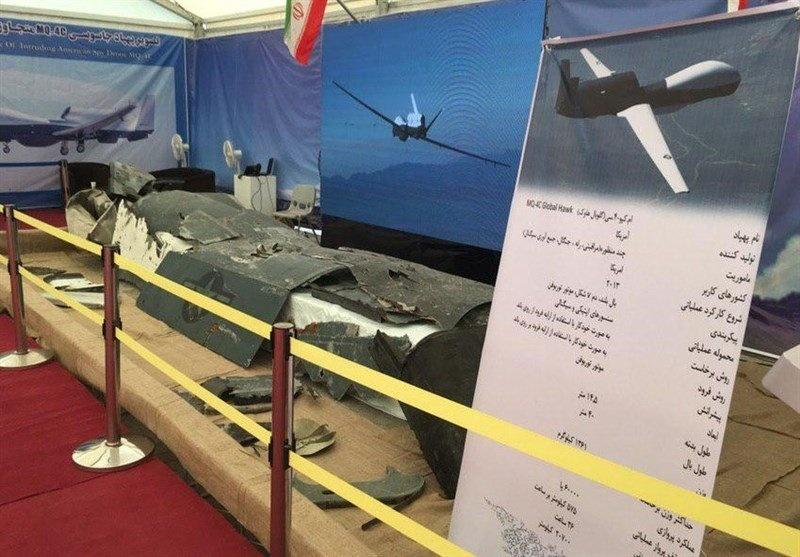 RQ-4 chi chit vet thung - Iran khoe chien tich ban ha UAV cua My hinh anh 6