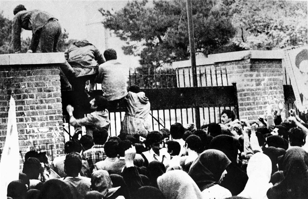 Khung hoang con tin Iran anh 6