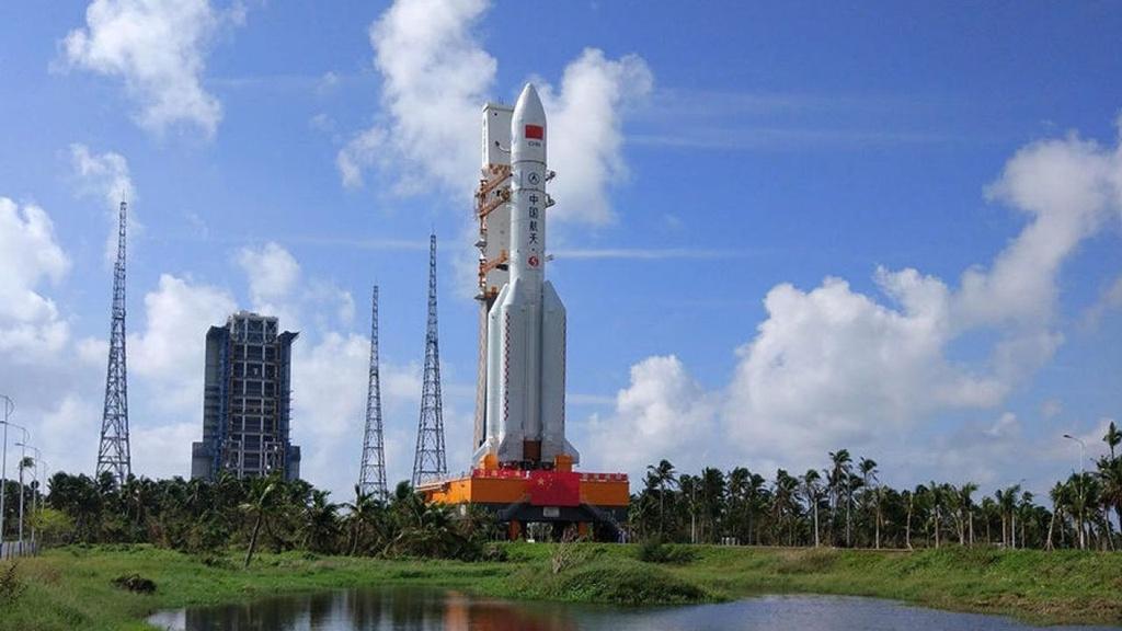Ten lua CZ-5, chia khoa cho tham vong khong gian cua Trung Quoc hinh anh 1 z-lm-3.jpg