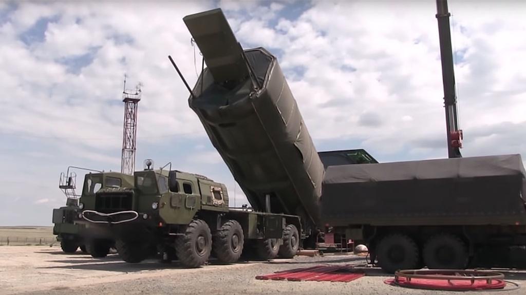 Phương tiện bay siêu vượt thanh Avangard của Nga. Ảnh: Bộ Quốc phòng Nga.