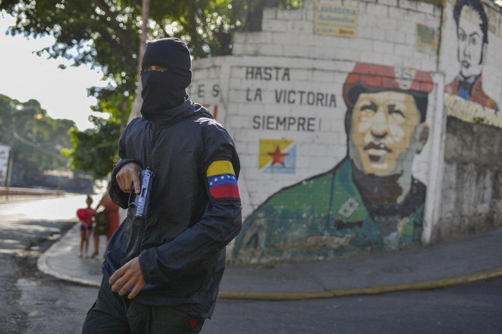 Venezuela tap tran quan su, trien khai be phong ten lua tren duong hinh anh 3 z_vene_3.jpeg