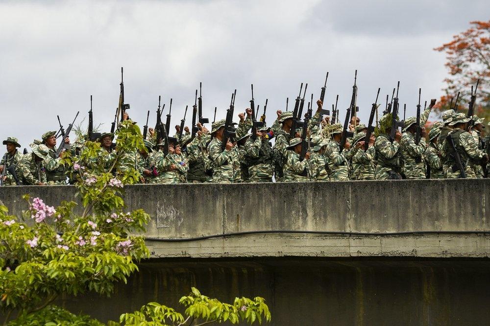 Venezuela tap tran quan su, trien khai be phong ten lua tren duong hinh anh 12 z_vene_9.jpeg