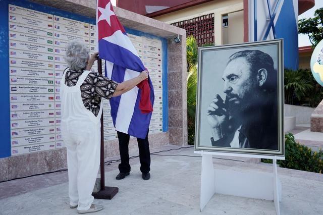 Doan bac si Cuba den giup Italy chien dau voi Covid-19 hinh anh 6 z_cuba_4.jpg