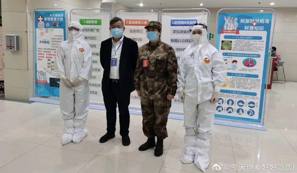 Nguoi tinh nguyen thu vaccine Covid-19 o Vu Han hinh anh 10 z_vaccine_11.jpg