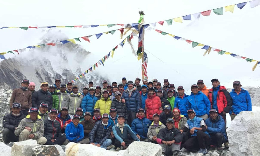 Dinh nui Everest anh 3