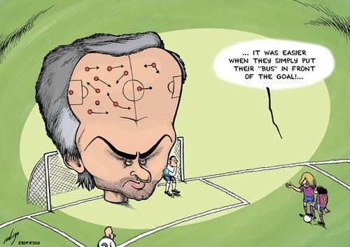 Jose Mourinho da thay doi the nao? hinh anh 3