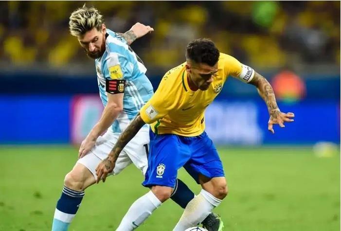 Brazil vs Argentina - ve dep noi trien doc hinh anh 3