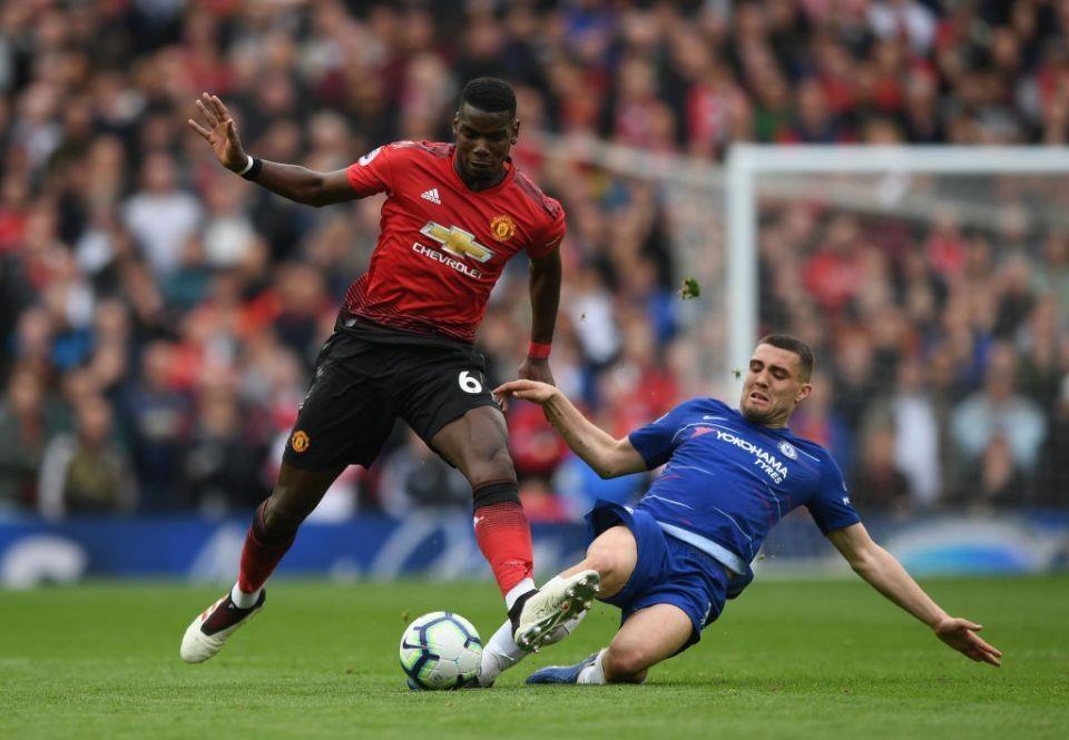 Truoc dai chien Man United - Chelsea anh 2