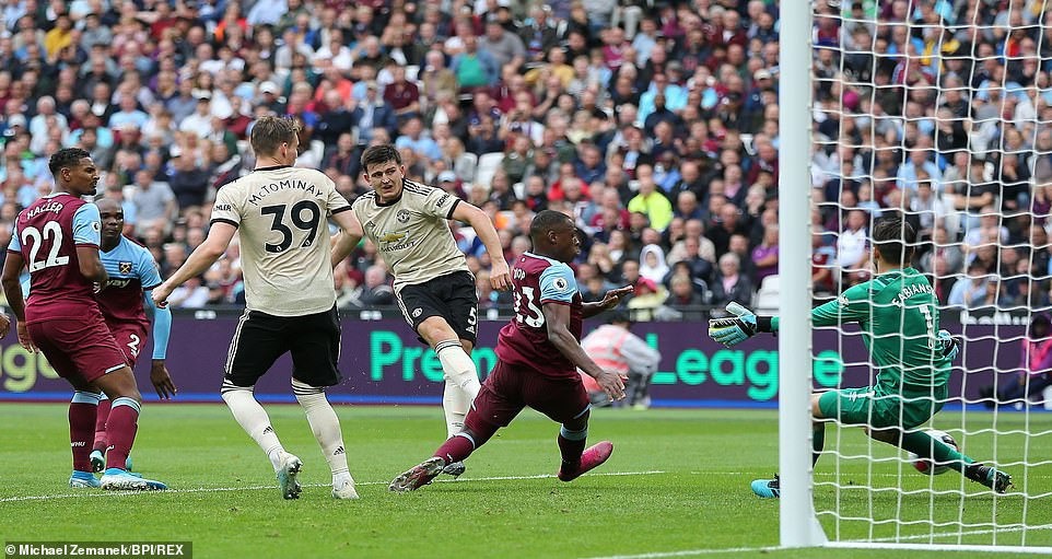 Man United thua West Ham 0-2 anh 2