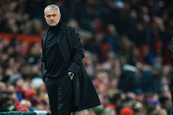 Jose Mourinho tro lai cung khat vong vo dich Premier League hinh anh 1