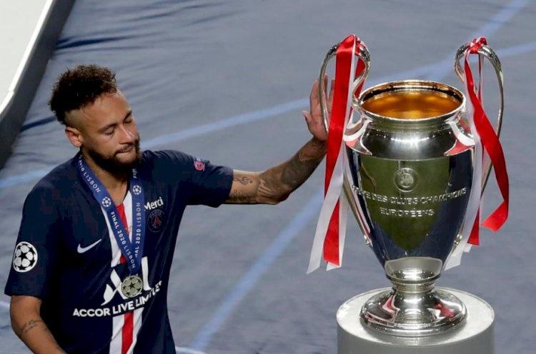 Neymar Champions League PSG anh 3
