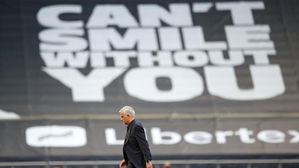 Jose Mourinho Tottenham Premier League anh 1
