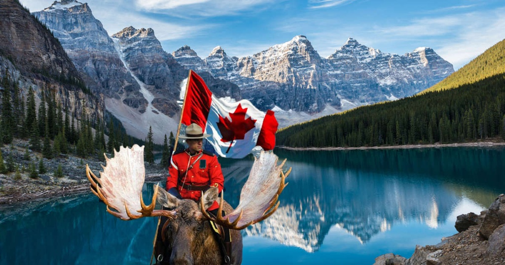 10 su that thu vi ve van hoa Canada hinh anh 1