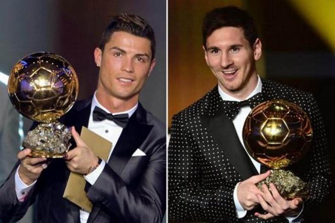 Ronaldo va Messi thay doi Qua bong vang nhu the nao? hinh anh 1
