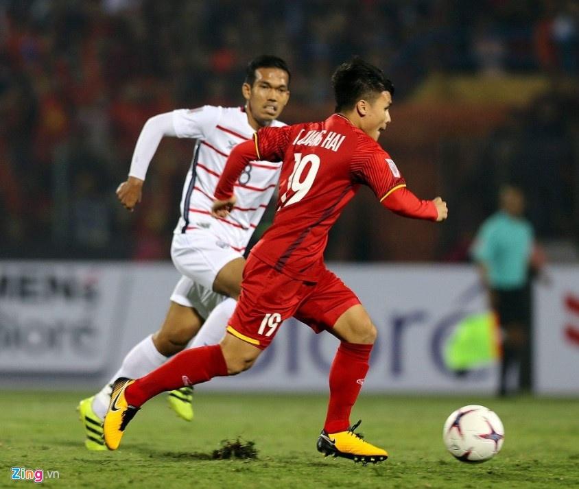 Fox Sports: 'Viet Nam la ung vien hang dau cho chuc vo dich AFF Cup' hinh anh 6