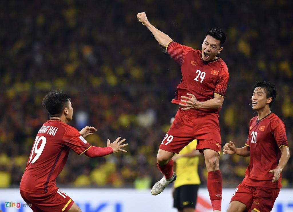 Nguyen Huy Hung - tien ve vuot qua su hoai nghi de toa sang o AFF Cup hinh anh 1