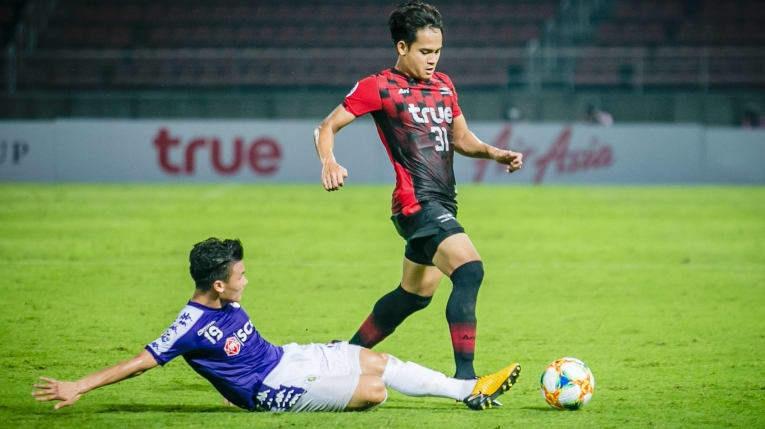 Bao chau A che Quang Hai sau man the hien nhat nhoa truoc Bangkok Utd hinh anh 1