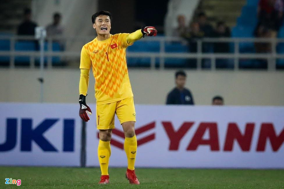 Bui Tien Dung se quyet dinh so phan cua U23 Viet Nam? hinh anh 1