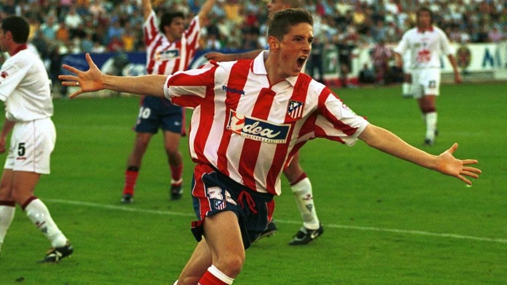 Nhung cot moc dang nho trong su nghiep cua Fernando Torres hinh anh 2
