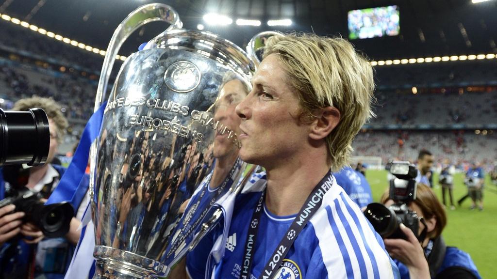 Nhung cot moc dang nho trong su nghiep cua Fernando Torres hinh anh 7