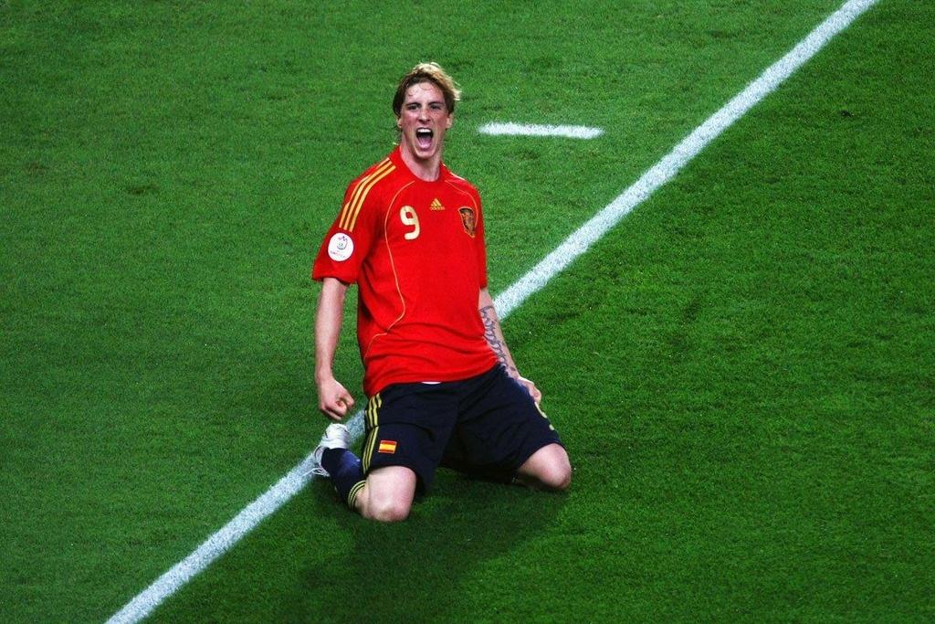 Nhung cot moc dang nho trong su nghiep cua Fernando Torres hinh anh 4